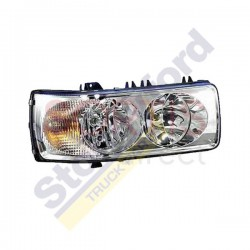 DAF-BODY-049 HEAD LAMP, RH (RHD)