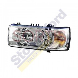DAF-BODY-051 HEAD LAMP, LH (RHD)