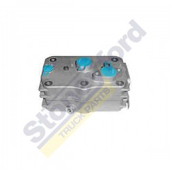 Air Brake Compressor Head DAF-BRK-015