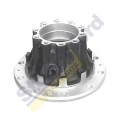 Rear Wheel hub (for drum brakes) DAF-WHUB-010