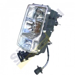 Volvo Headlight OS/RH. OEM 21001668, 20360899, 20713721, 20762993, 20861584,