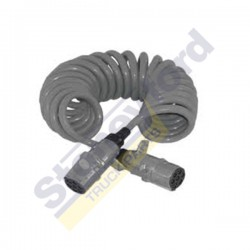 Coiled Electrial Cable (Type S Connector) Length [mm]: 4500. OEM 3944912